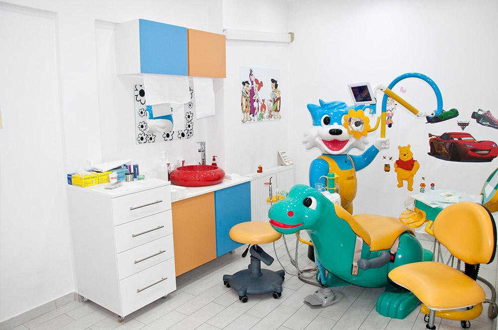 Çocuk Diş Hekimliği Kliniği