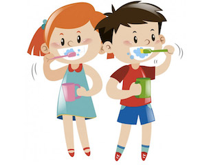 Çocuk dişleri